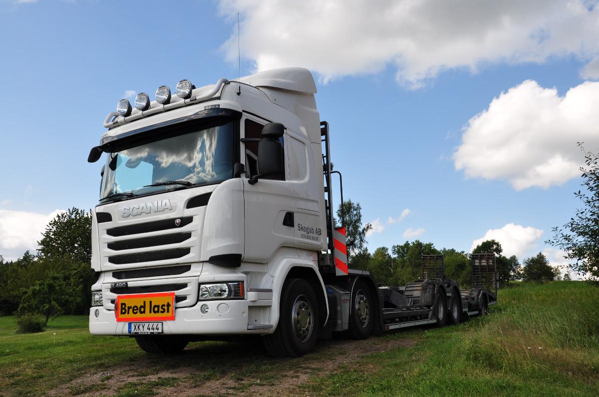 Scania Dunderbygge