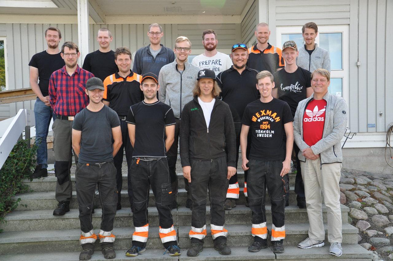Medarbetare hösten 2016