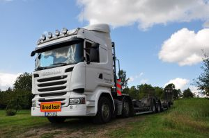 Scania Dunderbygge